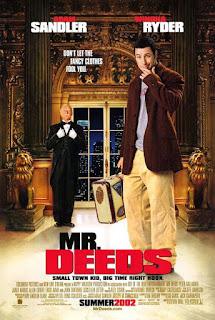Mr. Deeds (2002) นายดี๊ดส์ เศรษฐีใหม่หัวใจนอกนา  [พากย์ไทย+ซับไทย]
