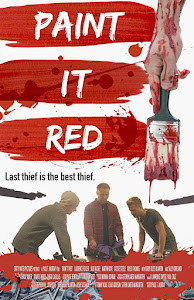 Paint It Red Poster