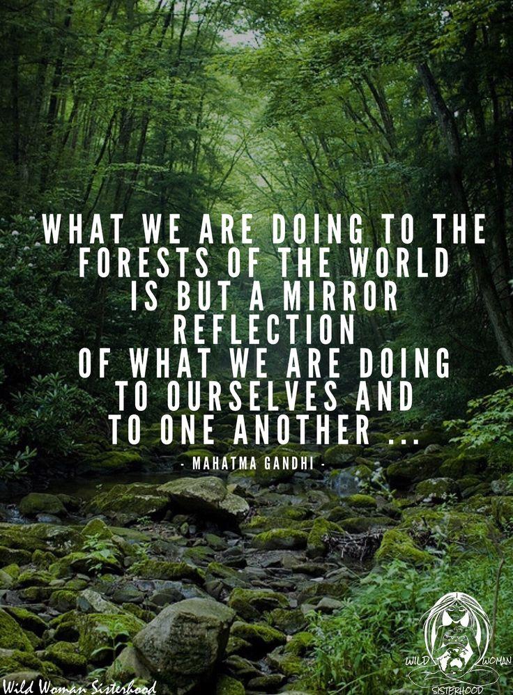 Green Heart At Work: Environmental Quotes