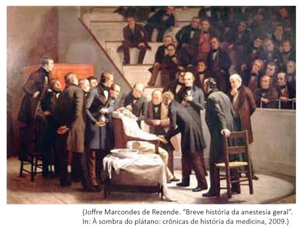 Joffre Marcondes de Rezende Breve história da anestesia geral In À sombra do plátano crônicas de história da medicina 2009