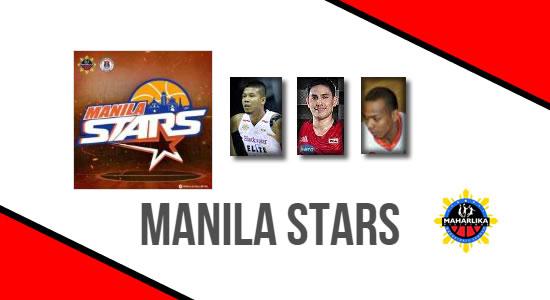 LIST: Manila Stars Roster 2018 MPBL Anta Datu Cup