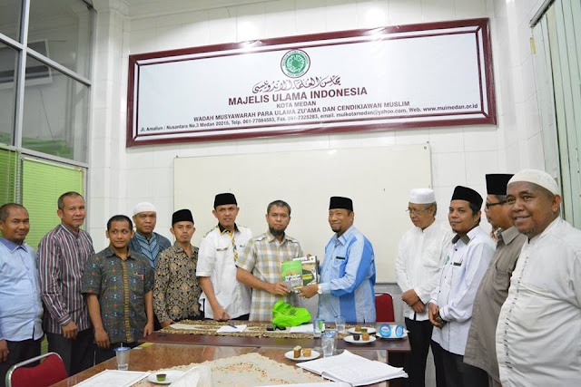 MUI Kota Medan Apresiasi Kinerja PKS Dalam Memperjuangkan Aspirasi Umat