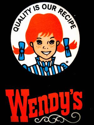 ウェンディーズ ロゴ