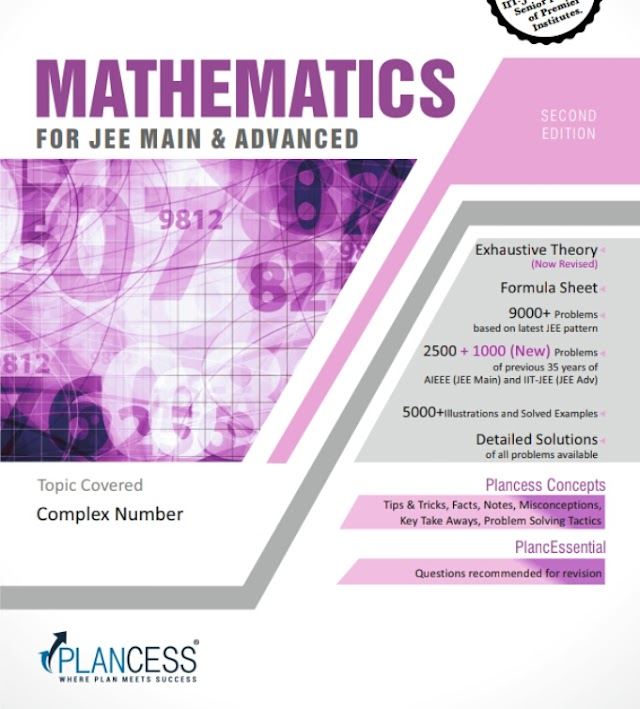 COMPLEX NUMBER NOTE BY PLANCESS