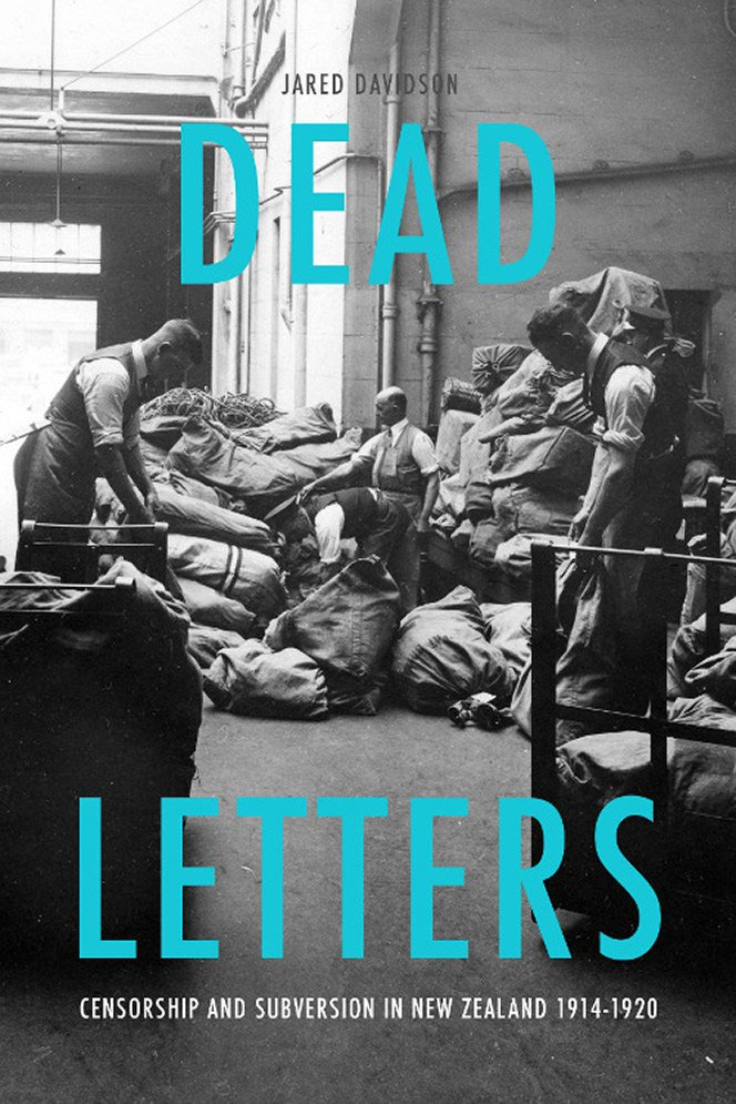 Event: Dead Letters, Great War Stories - Wednesday, 24 April, 2019