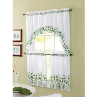 36 Kitchen Curtains