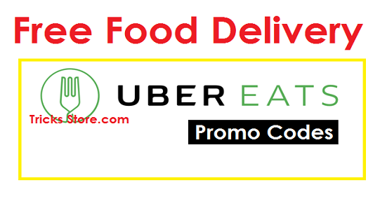Ubereats Free delivery promo Codes for Existing users Eats