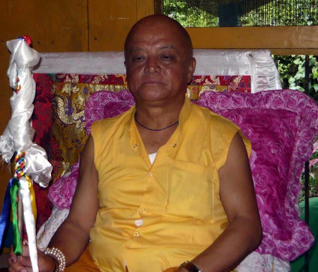 Gurung Tulku Nima Hoisher Rimpoche (GURUDEV)