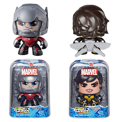 Ant-Man & The Wasp Mighty Muggs Mini Figures by Hasbro
