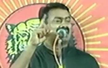 Seeman Speech 22-03-2016 Naam Tamilar