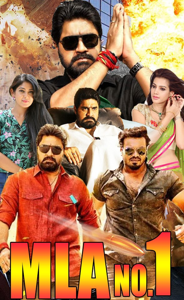 MLA No 1 (Operation) 2019 Hindi Dubbed 720p HDRip 900MB Downlaod