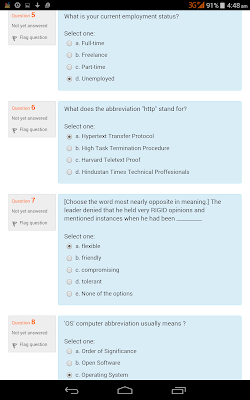 Here are the npower tech hardware assessment test questions and answers: Page 2