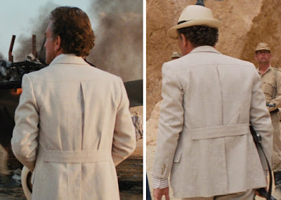Raiders of the Lost Ark - back waistband