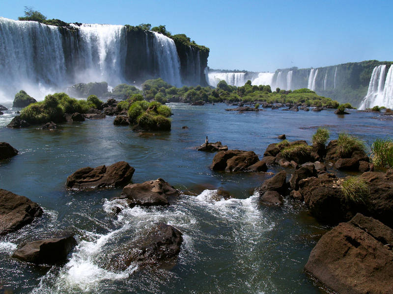 Most Beautiful Waterfalls In The World Wallpaper Pictures