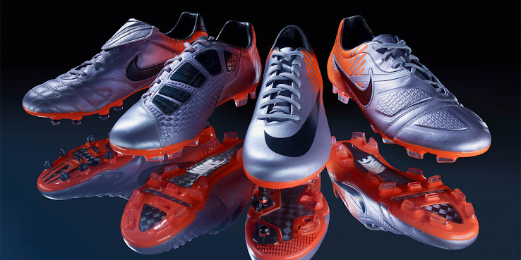 Nike 2010 World Cup Concept Tribute Boots Pack By Swoosh Customs Footy Headlines