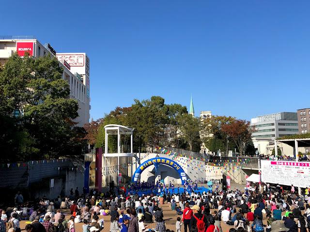 都筑区民祭りは大盛況!盛り上がった「センター南スキップ広場会場」の見どころ・雰囲気をレポート