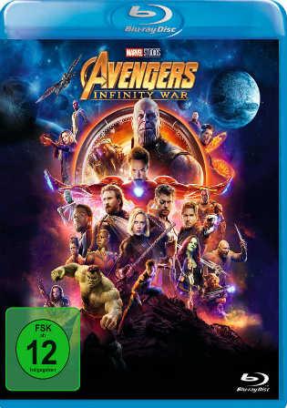 Avengers Infinity War 2018 Dual Audio ORG 720p BRRip 954MB x264