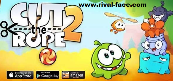 Download Game Android Cut The Rope 2 1 9 0 Mod Apk