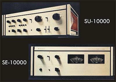 Technics SU-10000 Technics SE-1000
