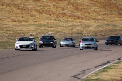 Emich Track Day with Emich Chevrolet in October