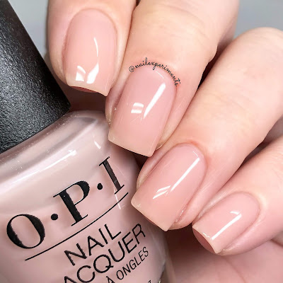 opi bare my soul swatch always bare for you collection spring 2019