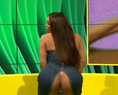Big Brother's Lateysha Grace 'hires personal trainer after 21lbs weight gain causes embarrassing dress split