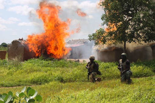 army operation end boko haram