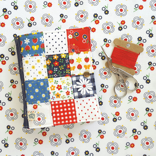 Gingham Girls Stationery Kit by Heidi Staples of Fabric Mutt