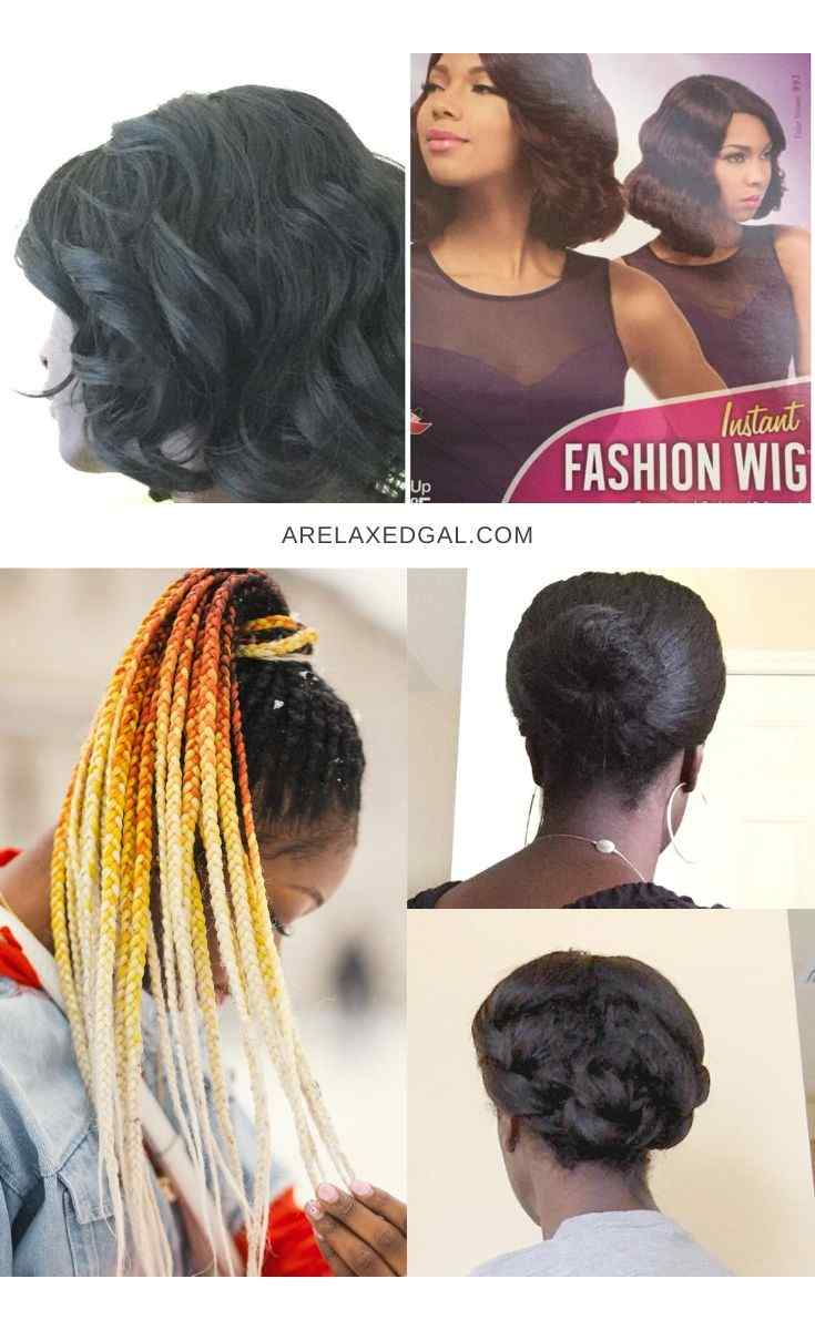 All about protective styling | A Relaxed Gal