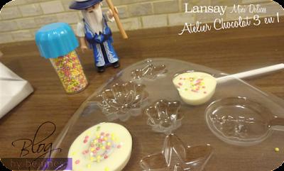 Lansay : Atelier Chocolat Mini Délices