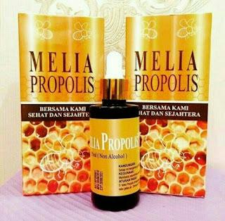 Produk Melia Propolis