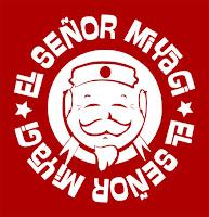 Camisetas divertidas El Señor Miyagi