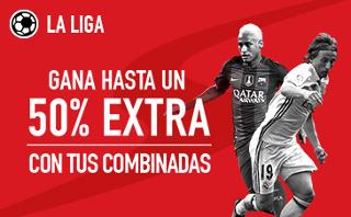 sportium promocion extra combinadas liga hasta 1 mayo