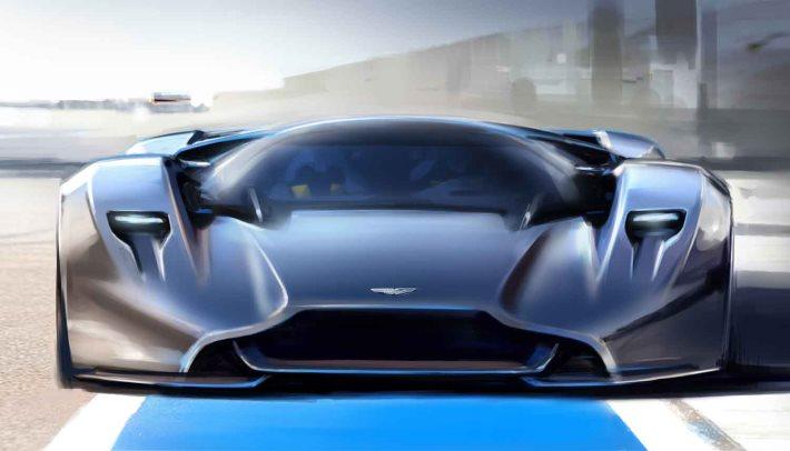 Image 7: Aston Martin DP-100 Vision Gran Turismo