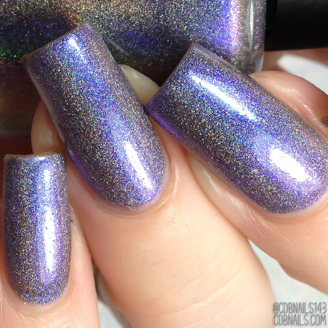 Tonic Polish-Icy Hot