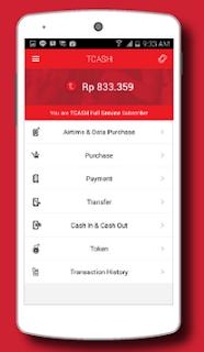 Cara Cek Saldo TCash Telkomsel Secara Online