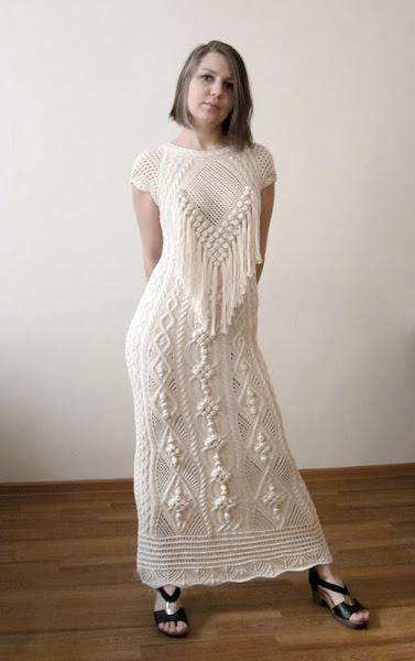 como-tejer-vestido-tricot