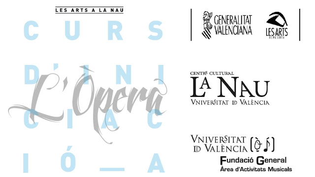 Folleto del curso de iniciación a la ópera
