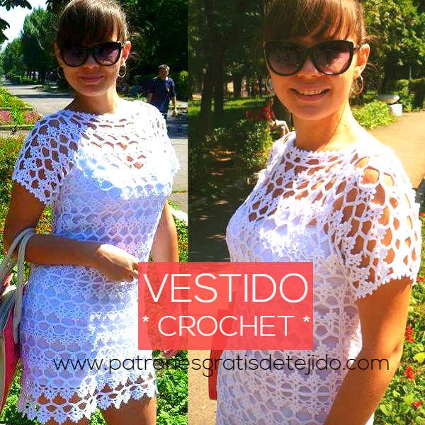 como-tejer-vestido-crochet