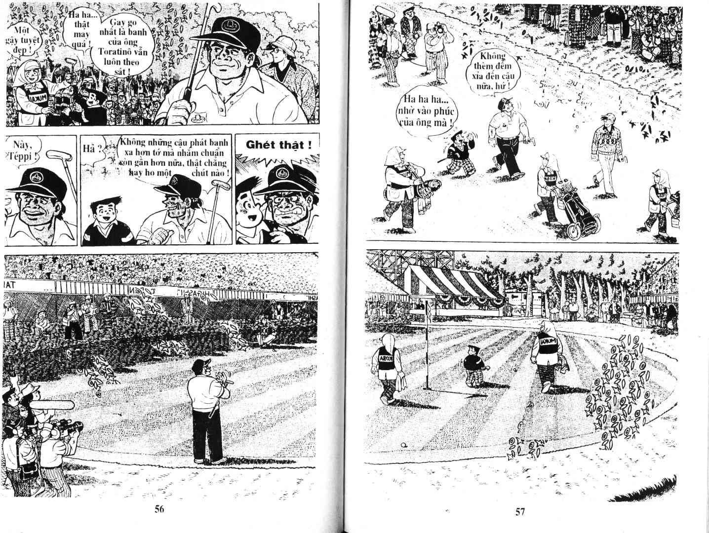 Ashita Tenki ni Naare chapter 43 trang 25