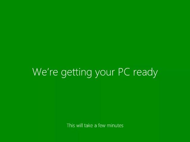 yang dapat di gunakan untuk komputer sendiri dan Cara Install Windows 8 Lengkap Dengan Gambar