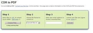 pdf to cdr converter online