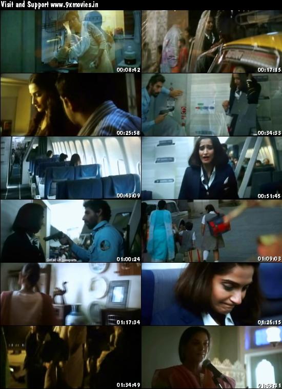 Neerja 2016 Hindi DVDScr XviD 700mb