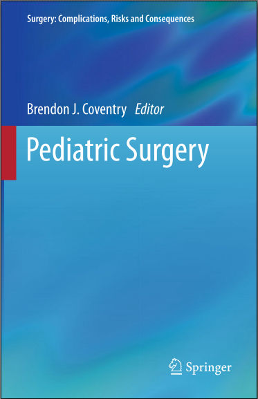 Pediatric Surgery  [PDF]- Coventry, Brendon J.
