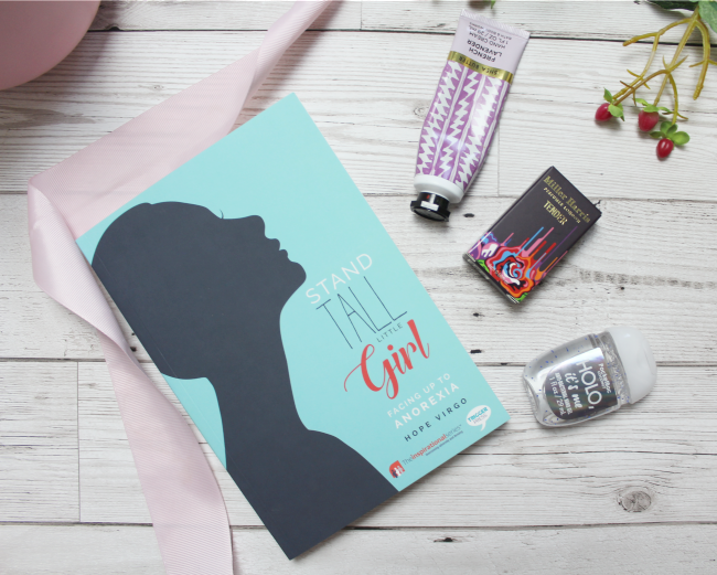 New in from Trigger publishing: 'Stand Tall Little Girl' by Hope Virgo *TW*: ED