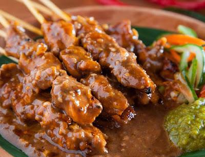 Resepi Satay Ayam Sedap