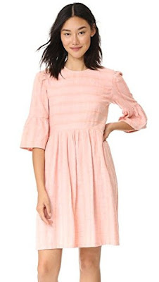 Ace & Jig Janis Mini Dress in Parfait
