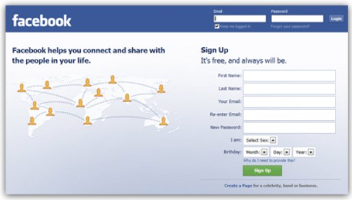 Facebook New Account Create Now