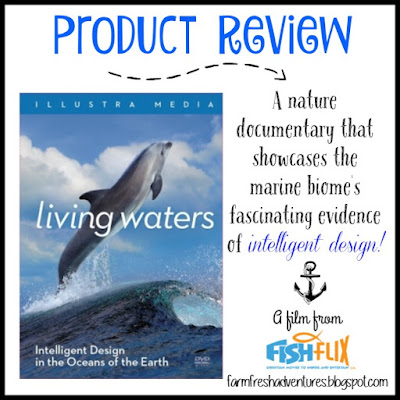 Living Waters Film Product Review