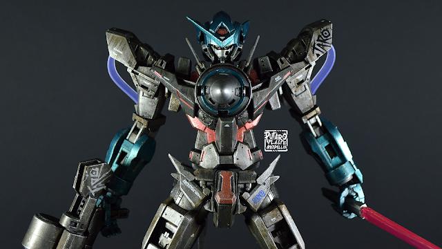 MG 1/100 Gundam Exia Custom GBWC by Putra Shining
